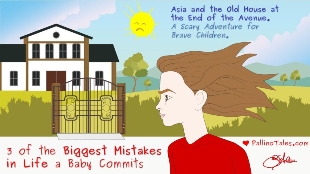 Pallino Tales - 5 - 3 of the Biggest Mistakes in Life a Baby Commits